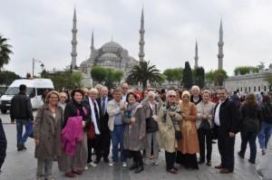 groupe Turquie SultanahmetJPG